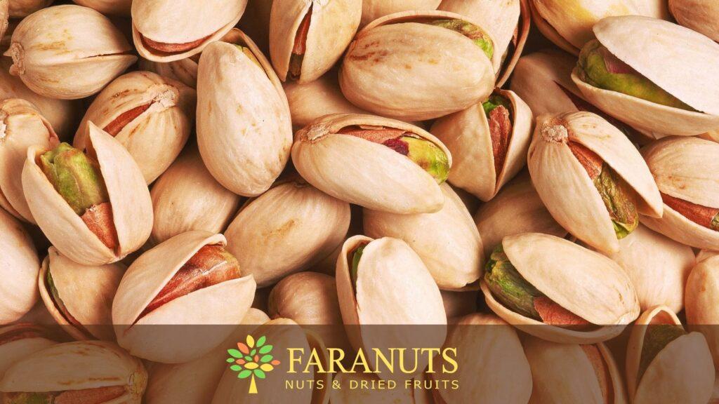 FARANUTS PISTACHIO market update